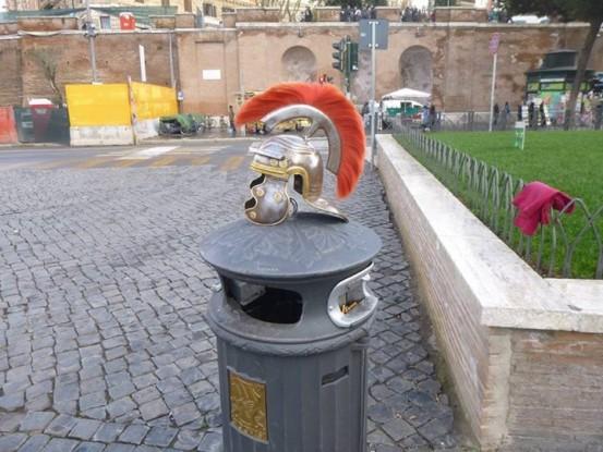 La fine di Roma