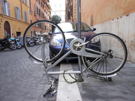Bici di Roma