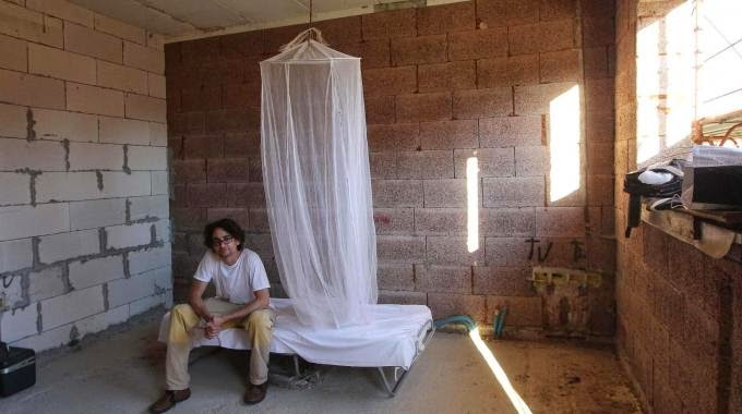 Housing sociale? Famiglie abbandonate