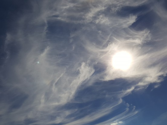 Un occhio in cielo