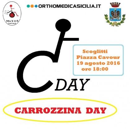 Carrozzina Day, facciamo provare al sindaco una sedia rotelle