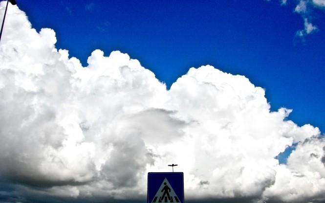 Un passaggio per le nuvole