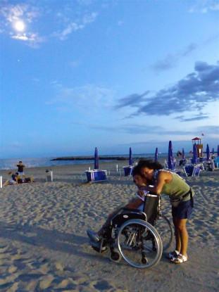 Vacanze, figli e disabilità, non è facile ma… si fa [FOTO]