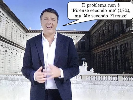 Renzi ci mostra le bellezze di FiRenzi [FUMETTO]