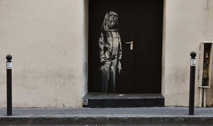 Banksy per la tragedia del Bataclan: ladri di memoria, non d'arte