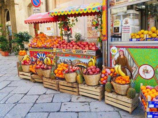Palermo, la magia di un chiosco