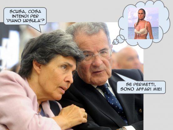 L'erotismo – prorompente – degli anziani
