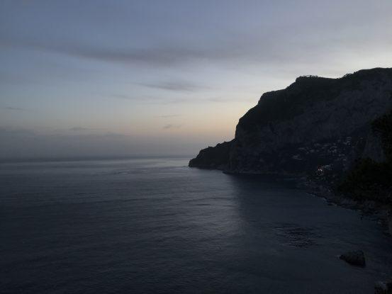 Oltre il tramonto