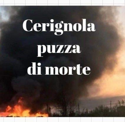 Cerignola, una nuova Terra dei fuochi [FIRMA LA PETIZIONE]