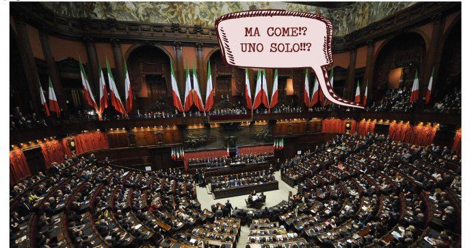 Preso infiltrato della mafia in Parlamento [VIGNETTA]