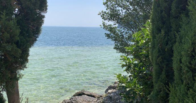 Manerba del garda (isola di san Biagio), tra natura e monumenti [FOTO]