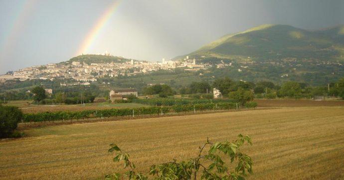 Cemento su Assisi