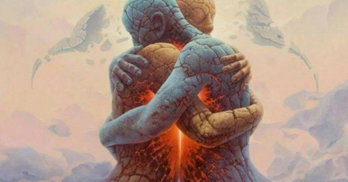 Un abbraccio inaspettato