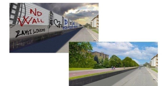 Bergamo, treno per l'aeroporto di Orio: riprogettiamolo rispettando gli abitanti e il verde!